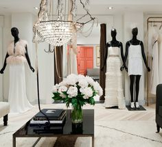Beautiful boutique Interior