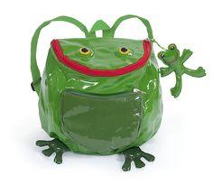 Kidorable Frog Backpack