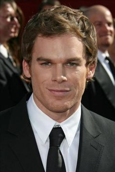 Michael C. Hall, so you've been in my dreams a few hundred times, we are awesome crime fighters together !