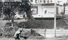 naval base cinema 1960s
