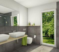 Die 45 besten Bilder auf Badezimmer Anthrazit | Home decor, Bathroom ...