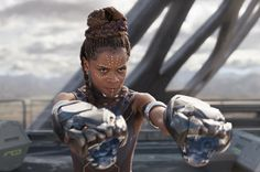 Black Panther Fans Think Shuri Might Be The Best Disney Princess Ever   Image: Marvel Studios  Have you managed to catch Marvels Black Panther? If yes youd know by now that its probably the most outstanding masterpiece Marvel has produced so far.  The tale of the successor of the Wakandan throne and protector comes in a very compelling package  its fresh vibrant full of colourful African-inspired cultures; something Marvel and Hollywood has never seen or done before. Not to mention it also…
