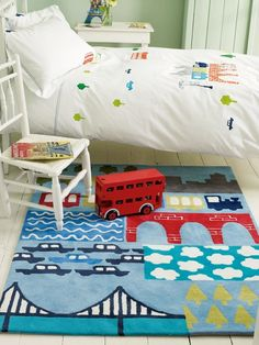 great rug for any boys room!
