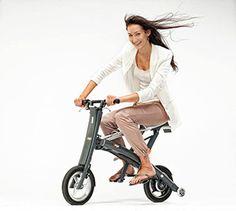 Stigo est loin d'être un projet anecdotique. Imaginé en Estonie, ce mini-scooter électrique est pliable, ultra-compact et léger.