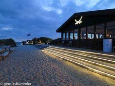Diese 10 Restaurants / Cafes solltest du auf Sylt besuchen | www.genussbummler.de #sylt #reise #reiseblog #essen #restaurant