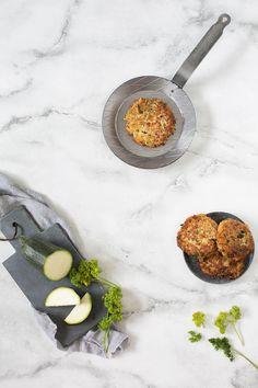 Zucchini Pfannkuchen