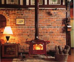 Vermont Castings: Acclaim free-standing wood stove