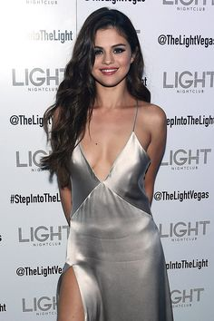 Selena Gomez Celebrates Her Revival Tour With a Sexy Night Out in Sin City