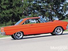 1965 Ford Falcon Futura Hardtop - Modified Mustangs & Fords Magazine Photo & Image Gallery