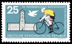 International peace cycling Berlin - Prague - Warsaw