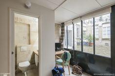 transformation d'une remise de 12 m² en studio fonctionnel