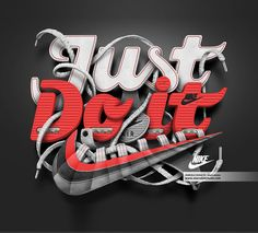 The Nike Symbol - where did Nike originate? What does Nike stand for? Nike logo history, who designed the Swoosh logo and more. Inspiration Typographie, Typography Inspiration, Design Inspiration, Daily Inspiration, Nike Design, Web Design, Graphic Design, Media Design, Logo Design