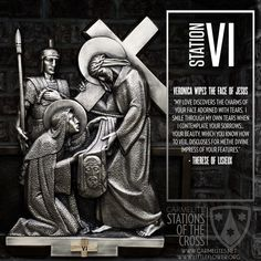 """St Theres of Lisiux, Order of Carmelites on the Stations of the Cross--Lent 2013 
