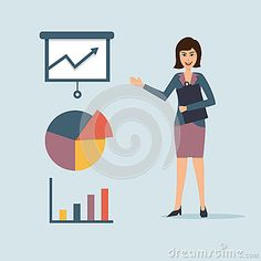 Modern and sophisticated women presentation illustration  #modern #sophisticated #women #woman #girl #female #present #presentation #vector #marketing #office #career #web #website #banner #button #speak #speaking #speakers #working #work #job #labor #employe #data #analysis #report #financial #design #designer #chart #bar #graphic #cute #chic #pretty #beauty #beautiful #royalty #free #cartoon #character #mascot #leader #ceo #dreamstime