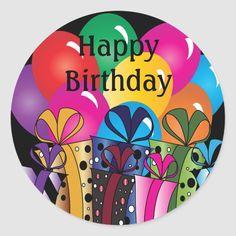 Cute Happy Birthday, Wild One Birthday Party, Birthday Tags, Birthday Wishes Cards, Happy Birthday Parties, Birthday Party Favors, Birthday Balloons, Happy Birthdays, Birthday Gifts