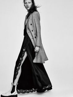 Vogue China | Edgy Style | Rock n Roll Style | Rocker Chic | Personal Style Online | Fashion For Working Moms & Mompreneurs