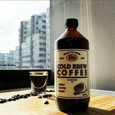 Introducing tcc new cold brewed coffee! May your coffee be strong, and your Monday short. #DTCCSG #coffee #Mondayblues #cafehopping #cafe #foodsg #instagood