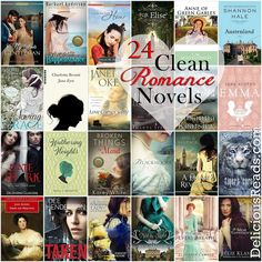24 Clean Romance Novels that will still get your heart racing! /Delicious Reads 24 Clean Romance Novels that will still get your heart racing! I Love Books, Good Books, Books To Read, Big Books, Thriller, Teen Romance Books, Historical Romance Books, Romantic Novels To Read, Clean Book