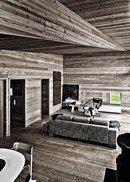 A striking Danish log cabin - White Design Room Villa Design, Design Room, House Design, Wooden Summer House, Eco Cabin, Inside A House, Interior Architecture, Interior Design, Style Rustique