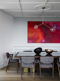 M Residence by Studio Tate | Visit www.modernfloorlamps.net for more inspiring images and decor inspirations