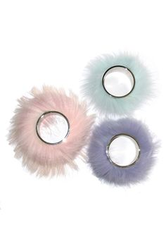 Missoni's fall/winter 2011 collection - pastel pony like colours, true little eye candies ! Extra soft and light pastels combined with metal and fur coming as bangles