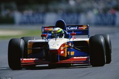 Ricardo Rosset (Australia 1997) by F1-history on DeviantArt