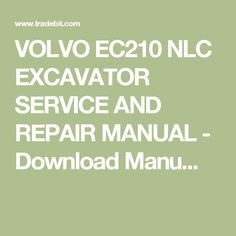 d9c8e65dff5973c1f2698c7d832a6cdc volvo ec13 xr ec13xr compact excavator service repair manual volvo ec210 wiring diagram at mifinder.co