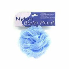"""Jumbo Body Scrubber by bulk buys. $120.53. BULK BUYS. Loofahs & Shower Scrubs. Personal Care. This item is a jumbo nylon scrubber perfect for bath time! Comes in assorted colors: yellow, pink and lavender. Each body scrubber is packaged in a poly bag with header card. Measurements: 5"""" hanging rope, approximately 5"""" in diameter,import,yellow,purple,pinknylon,-qty.per Pack-144, unit price $0.858"""