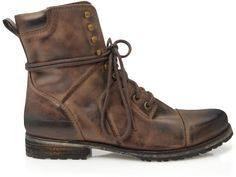 Stan Casual Boot (with zipper)