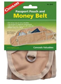 Coghlans Money Belt
