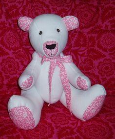 medvěd Růžena (podle Bellet design)