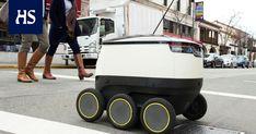 HS:n uusi tulevaisuuskirjeenvaihtaja matkusti ensi töikseen Piilaaksoon. Siellä Heikki Aittokoski näki, miten robotit kuljettavat jo ihmisiä ja tavaroita. Ja kuuli, että vielä joskus ne rakentavat tornitaloja. #read #technology #ai #logistics #construction