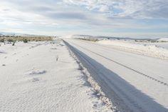 White sands dune nouveau mexique-8