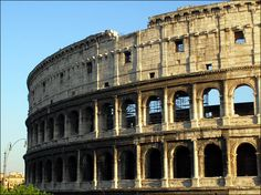Photo de Rome: Rome antique, le collisée