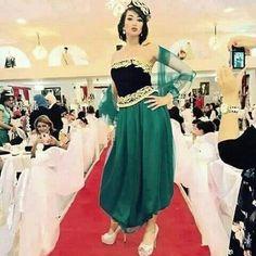 karakou algérois #algeriantraditionaldresses #Algérie #الجزائر #Algeria: