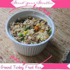 ....: Ground Turkey Fried Rice
