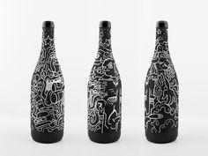 Diseña la etiqueta según lo que te sugiera el vino | No me toques las Helvéticas | Blog sobre diseño gráfico y publicidad
