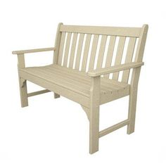 POLYWOOD™ GNB48 Vineyard Outdoor Bench