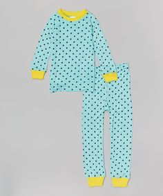 dotted jammies!