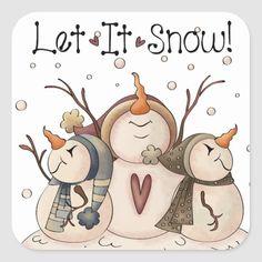 Christmas Rock, Christmas Scenes, Christmas Gift Tags, Christmas Snowman, Christmas Crafts, Christmas Ornaments, Xmas, Snowman Clipart, Christmas Clipart Free