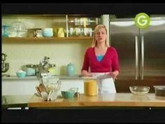 Reposteria con Anna Olson - Cheescake, por El Gourmet.com - YouTube Oswaldo Gross, Anna Olsen, Nigella Lawson, Rachel Ray, Paula Deen, Cheesecake Recipes, Stevia, Cheesecakes, No Bake Cake