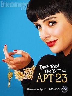 Don't trust The B---- APT 23 - apartment 23 - http://spotseriestv.blogspot.com.br/2012/04/review-dont-trust-b-in-apartment-23.html