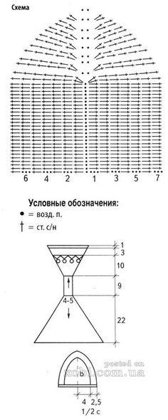 схема лифа и выкройка бикини и лифа