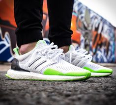 "kolor x adidas Ultra BOOST ""Solar Green"""