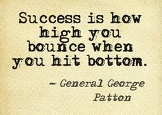 Success - General Patton Quote