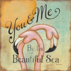 I'm thinking somerthing like this could be my next tattoo.  Without the works By the Beautifuo Sea.