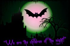 Children Of The Night (Version 06) 2014 Collection  -  © stampfactor.com