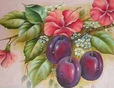 цветы и фрукты                                                                                                                                                                                 Más
