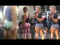 KATIE BUMBA | Glute Circuit , Full Body, BOOTY Programs, Toning Workout, Butt Pump! - YouTube
