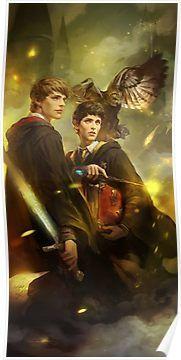 BBC Merlin: Emrys Ascending Poster